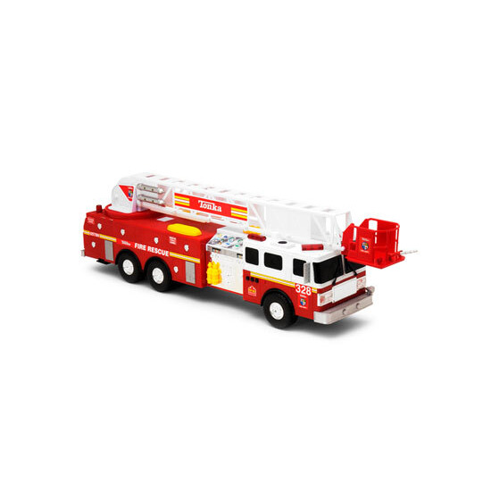 Tonka - Mighty Motorised Fire Truck