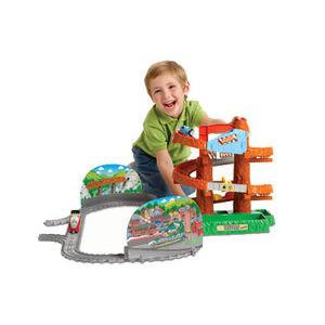 Photo of Take Along Thomas & Friends - Morgan's Mine Electronic Playset Toy