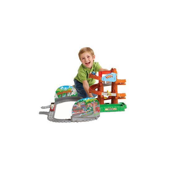 Take Along Thomas & Friends - Morgan's Mine Electronic Playset