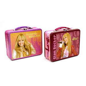 Photo of Hannah Montana - Lunch Tin Toy