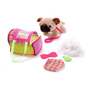 Photo of Li'L Luvables Puppy Play 'N' Go - Pug Toy