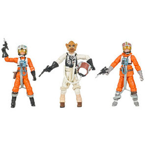 Photo of Star Wars Evolutions: The Legacy Collection - Rebellion Pilots Toy