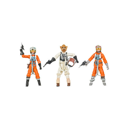 Star Wars Evolutions: The Legacy Collection - Rebellion Pilots