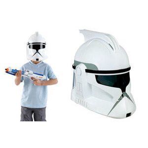 Photo of Star Wars Clone Wars - Clone Trooper Helmet Toy