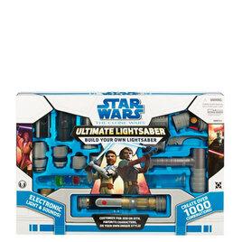 Star Wars Clone Wars - Ultimate Lightsaber - Build your own Lightsaber Reviews