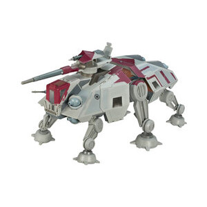 Photo of Star Wars Clone Wars - All-Terrain Tactical Enforcer (AT-TE) Toy