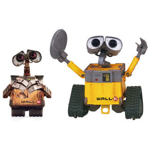 Photo of WALL.E Deluxe Figures - Dance 'N' Tap Wall-E Toy