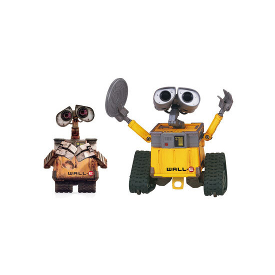 WALL.E Deluxe Figures - Dance 'n' Tap Wall-E