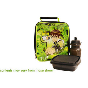 Photo of Ben 10 Lunch Kit DVDs HD DVDs and Blu Ray Disc