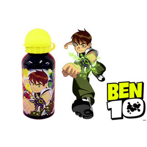 Photo of Ben 10 Aluminium Bottle DVDs HD DVDs and Blu Ray Disc
