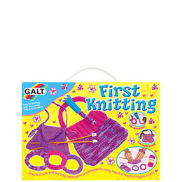Galt - First Knitting Reviews