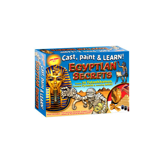 Fun to Do - Egyptian Secrets