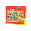 Photo of The Simpsons Double Sided Cast Puzzle Toy