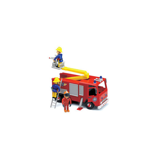 Fireman Sam Friction Jupiter