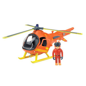 Photo of Fireman Sam Copter Toy