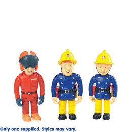 Fireman Sam Figures Reviews