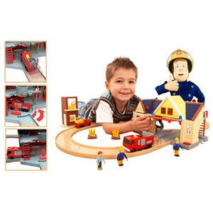 Photo of Fireman Sam - Station Playset Toy