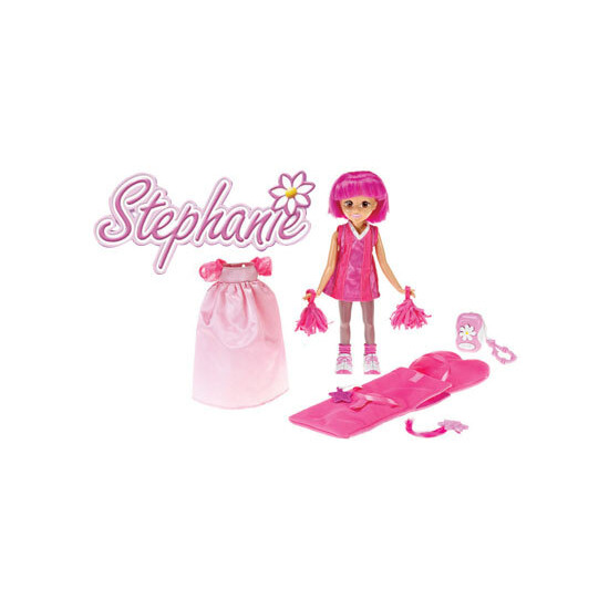 Lazy Town Stephanie Doll & Fashion