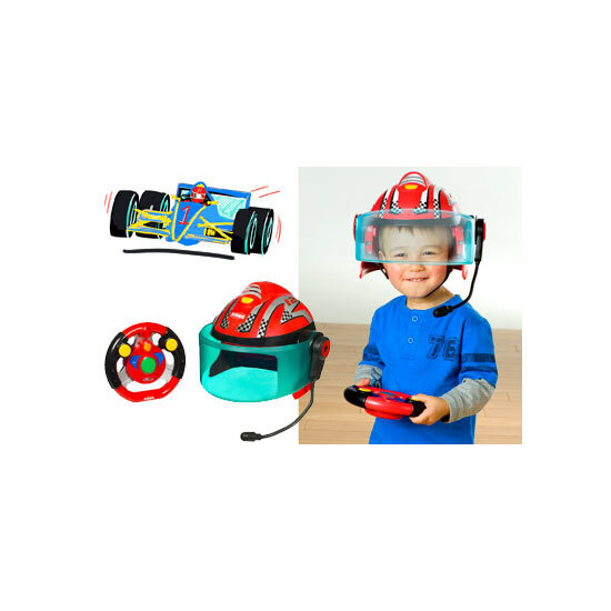 Playskool - Helmet Heroes - Race Car Driver