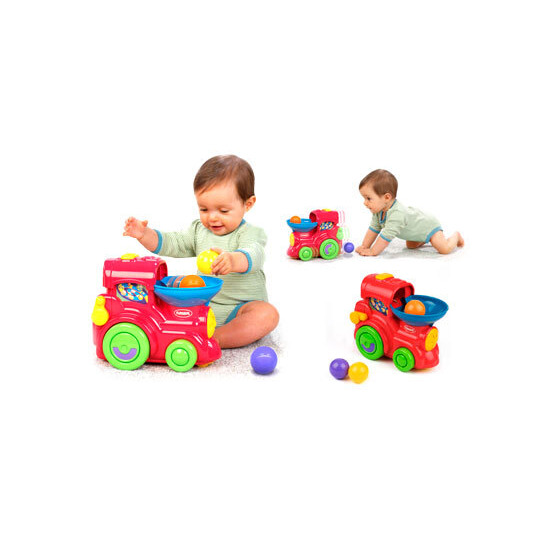 Playskool - Busy Ball Choo Choo