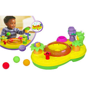 Photo of Playskool - Balltivity Center Toy