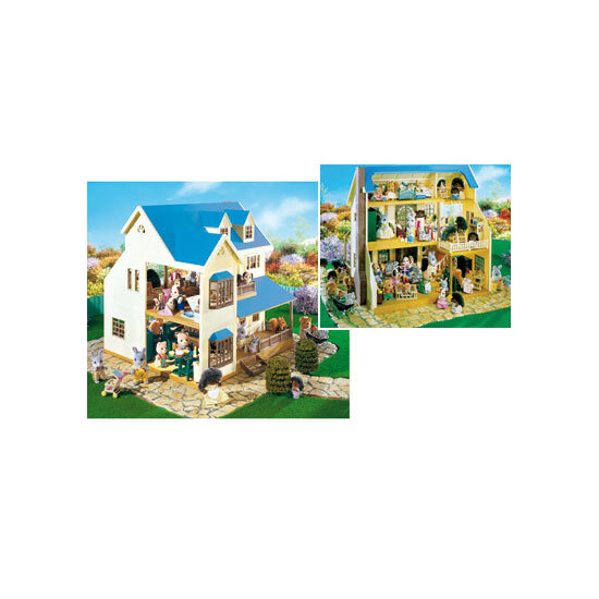 Sylvanian Familes - Hill Top Manor