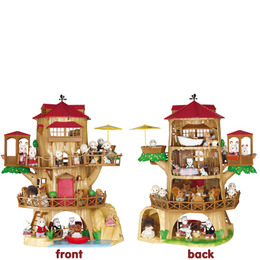 Sylvanian Families - Old Oak Hollow Treehouse Reviews