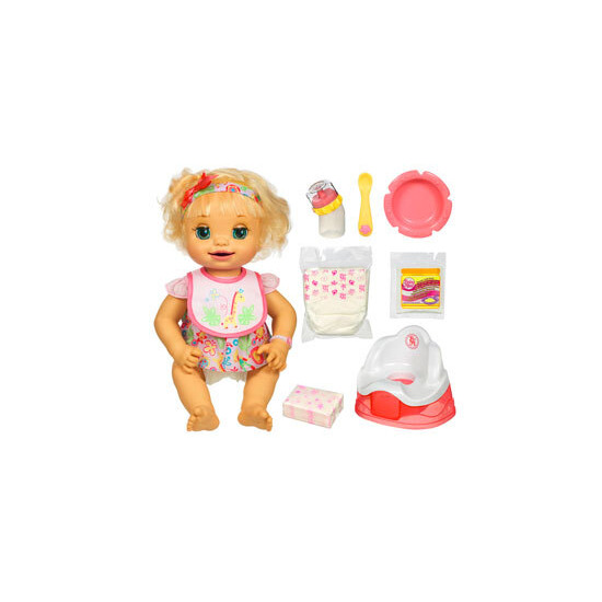 Baby Alive Potty Training