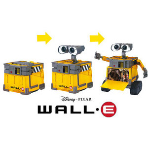 Photo of Transforming WALL.E Toy