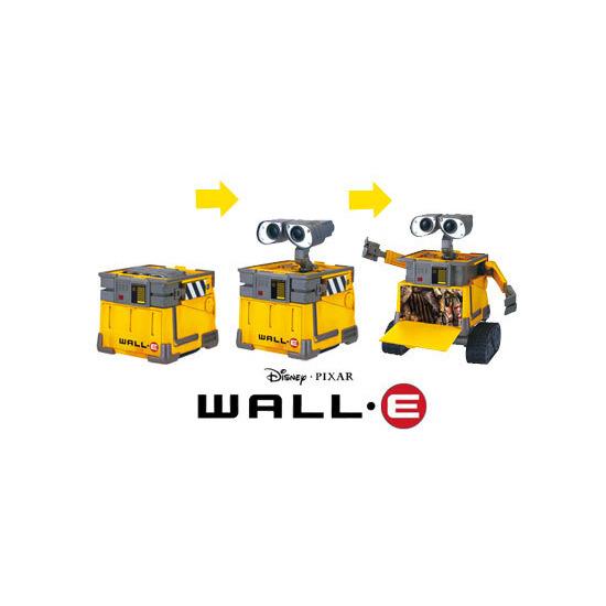 Transforming WALL.E