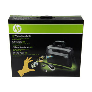 Photo of Hewlett Packard GP040AA Case Kit Laptop Bag