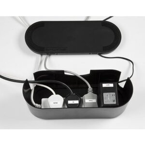 Photo of D-Line CTUSMLB Cable Tidy Unit Cable Tidy
