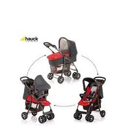 Hauck Shopper Trio Travel System Reviews