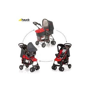 Photo of Hauck Shopper Trio Travel System Pram