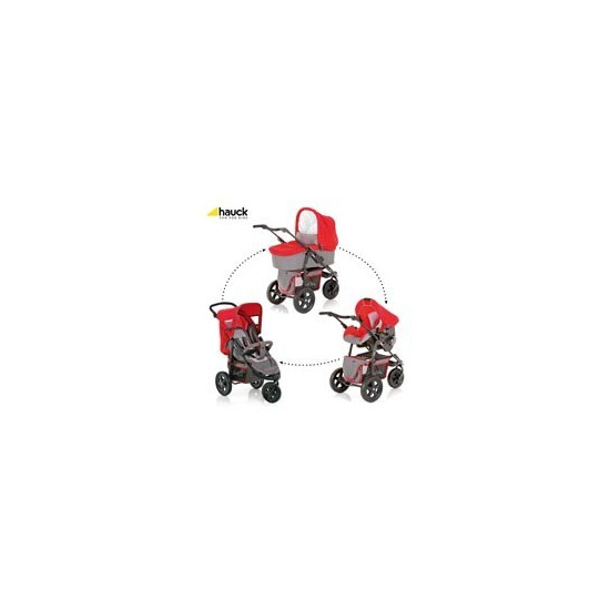 Hauck Viper Trio Set Travel System