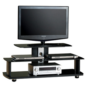 Photo of Alphason Iconn ST300 120B TV Stands and Mount