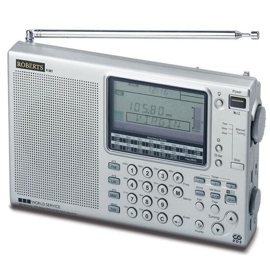 Roberts Worldband Radio R861