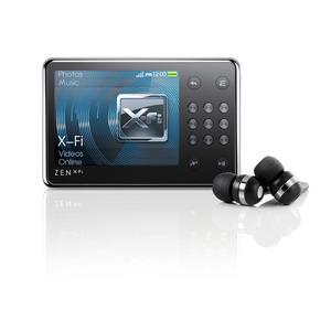 Photo of Creative Zen X-FI 8GB MP3 Player