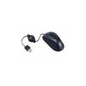 Photo of PC Line PCL-RET1 Retractable Mini Optical Mouse Computer Mouse