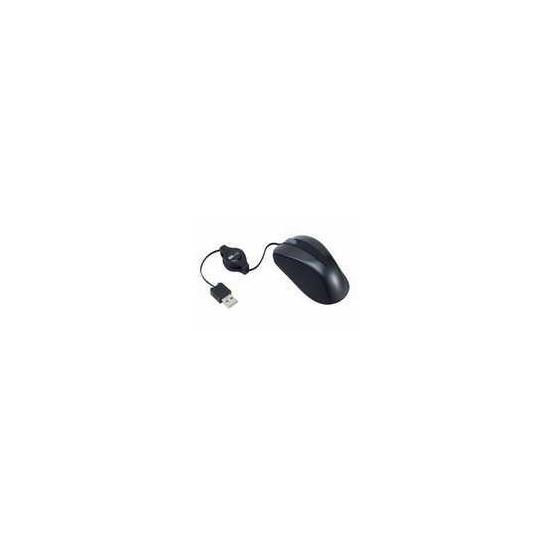 PC Line PCL-RET1 Retractable Mini Optical Mouse