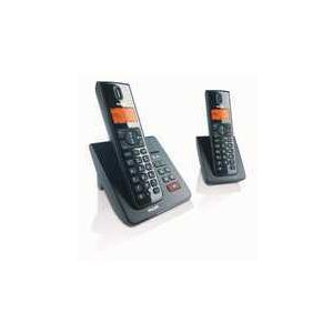Photo of PHILIPS SE1552B 2PK+TAM Landline Phone