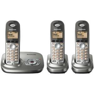 Photo of PANASONIC KXTG7323E g TRIO Landline Phone
