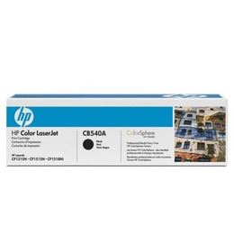 Hewlett Packard CB540A - Black Reviews