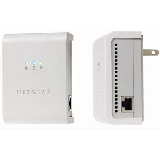 Netgear 85 Mbps Powerline Network Adapter Kit