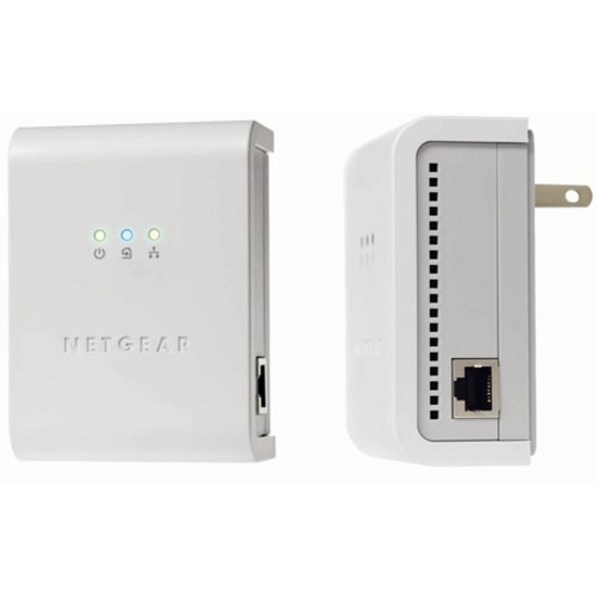 Netgear 85 Mbps Powerline Network Adapter Kit