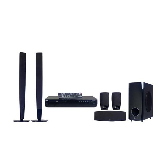 Lg Ht503ph 51 Surround Sound Reviews Prices And Deals Dvd Home
