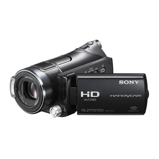 Sony Handycam HDR-CX11