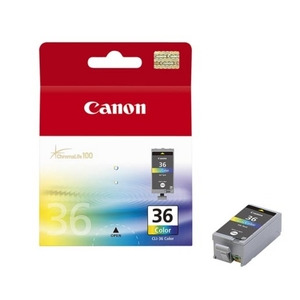 Photo of Canon CLI36 Colour Printer Ink Cartridge Ink Cartridge