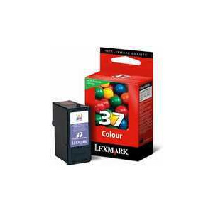 Photo of LEXMARK #37 COLOU R INK Ink Cartridge