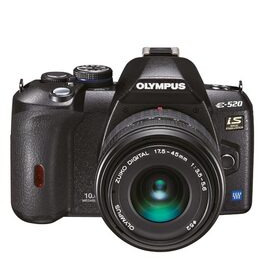 Olympus E-520 with 17.5-45mm lens Reviews